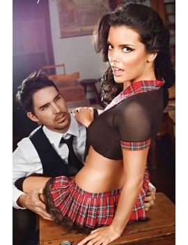 Erotic School Girl Costume