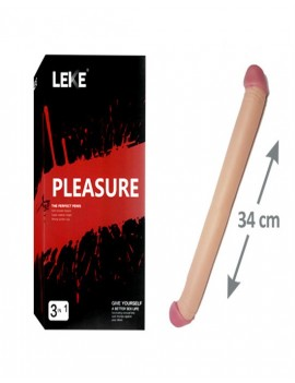34 cm Double Sided Realistic Dildo