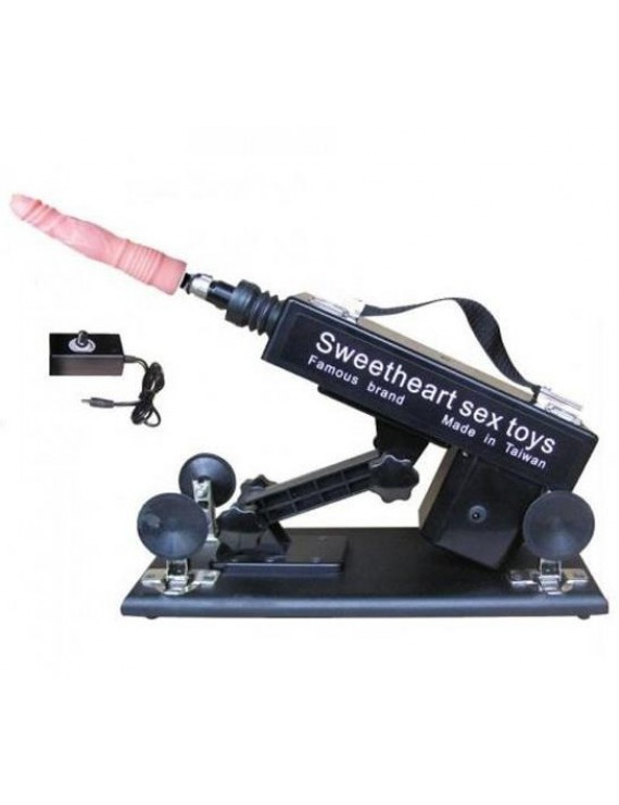 Machine Gun Otomatik Sex Makinesi