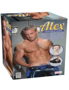 Şişme Erkek Alex Doll